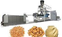 Textured Soy Chunks Machine