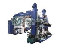High Speed 4 Colors Plastic Film Flexo Printing Machine (Ch884)