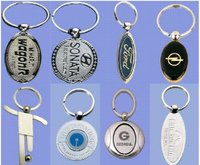 Revolving Key Chains