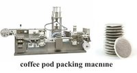 Round Tea Bags Coffee Pod Packing Machine