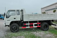 Jac Dump Truck (Eb001)