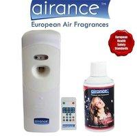 Air Freshener Dispenser With Refill - Femme
