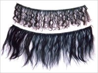Quality Machine Weft Hair