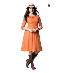 Bollywood Stylish Cotton Kurti