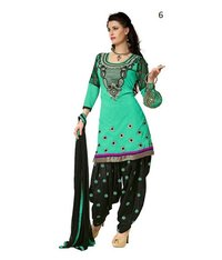 Patiala Embroidered Dresses