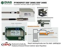 Online Infrared Radiation Non Contact IR Pyrometer
