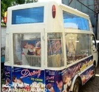 Food Van And Ice cream Palours