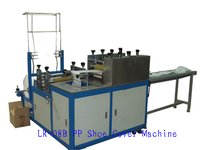 Nonwoven Shoe Cover Machine