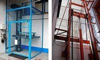 Hydraulic Goods Lift Table