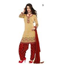 Fashionable Patiala Salwar Suits