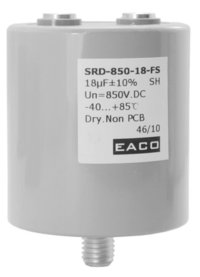 AC Filter Capacitor/Film Capacitor(SRD)