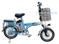 Electric Folding Bicycle D1