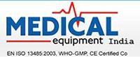 MEDICAL EQUIPMENT INDIA