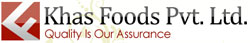 KHAS FOODS PVT LTD