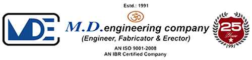 M. D. ENGINEERING COMPANY