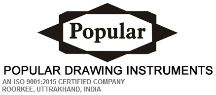 POPULAR DRAWING INSTRUMENTS
