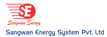 SANGWAN ENERGY SYSTEMS PVT. LTD.