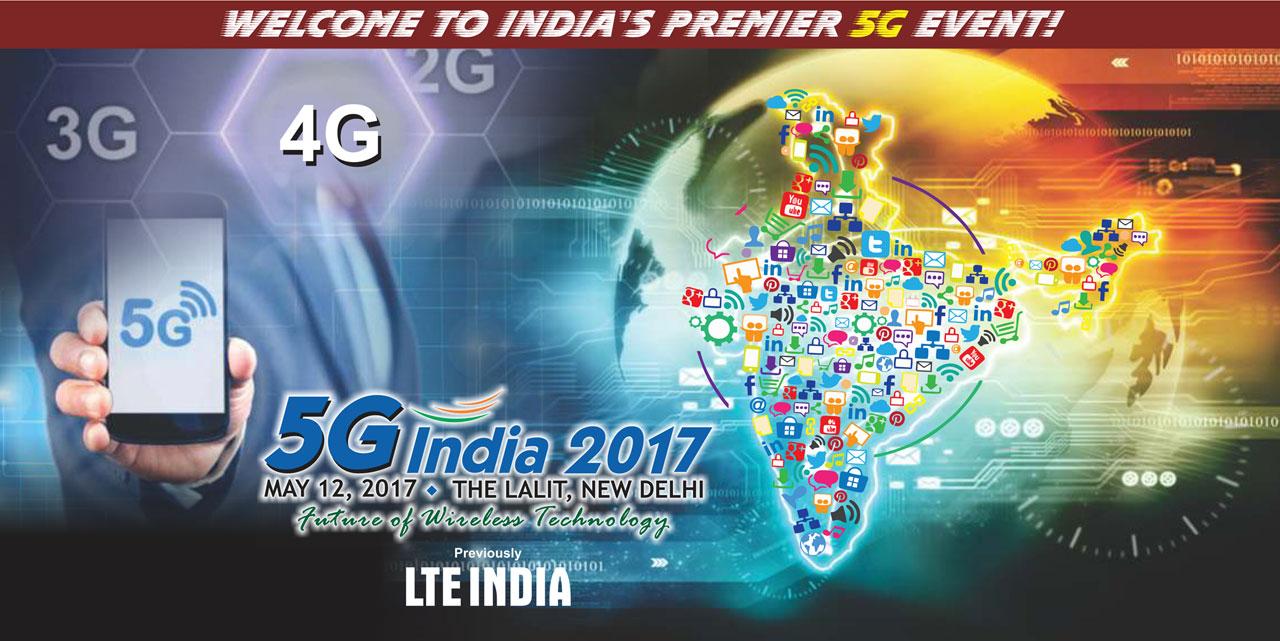 5G India 2017