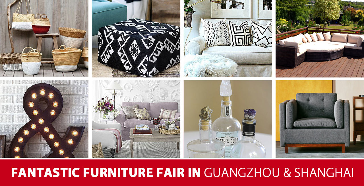 China International Furniture Fair Guangzhou, 2017