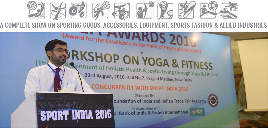 India International Sporting Goods Show 2017