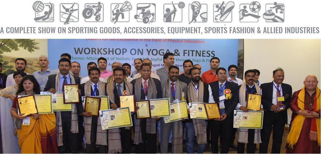 India International Sporting Goods Show 2017