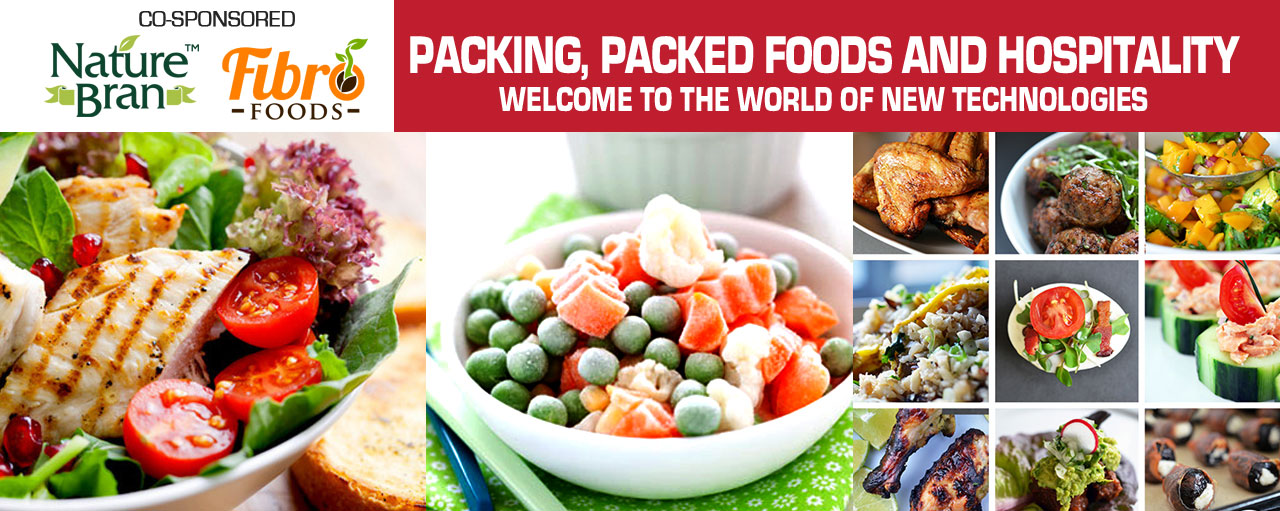 PACKING, PACK FOODS & HOSPITALITY 2017