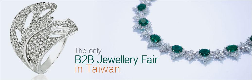 Taiwan Jewellery Gem Fair 2018