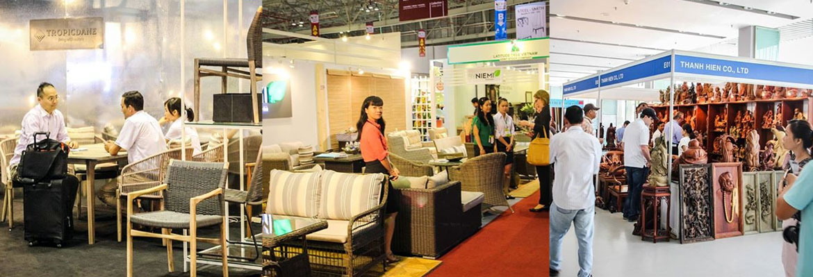 Vifa Fair 2016 Vietnam International Furniture Home