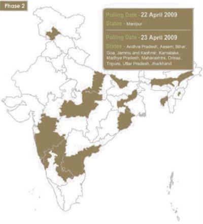 History of Lok Sabha elections