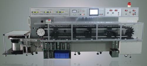 Capacitor Testing & Sorting Machine (HB-CX200)