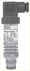 S-10/S-11 Wika Pressure Transmitter