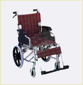 Invalid Wheelchair Folding