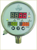 4in Digital Pressure Controller
