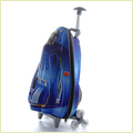 3D Space Shuttle Kid Trolley Bag by T-Bags