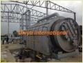 Batch Process Type Tyre Pyrolysis Plants