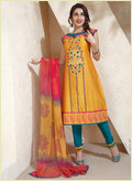 Chanderi Silk Suits