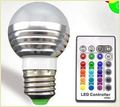 Dimmable 3w LED Bulb