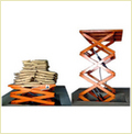 Pit Mounted Scissor Lift Table ATPL-006