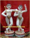 Iskcon Krishna Balaram Statue