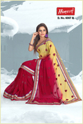 Embroidered & Printed Sarees