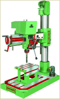 Auto-Feed Radial Drilling Machine