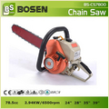 78cc Gasoline Chainsaw with CE Approved