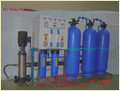 Reverse Osmosis Plant (R.O.)