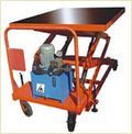 Movable Scissor Lift Table Atpl-005