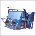 Die Paper Punching Machine
