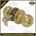 Knob Lock 607PB-ET