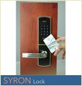 Electronic Screen Keypad Door Lock