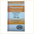 Alimta 100mg Injection Pemetrexed