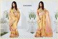 Prachi Orange - 9065