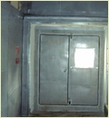 Industrial Acoustic Door